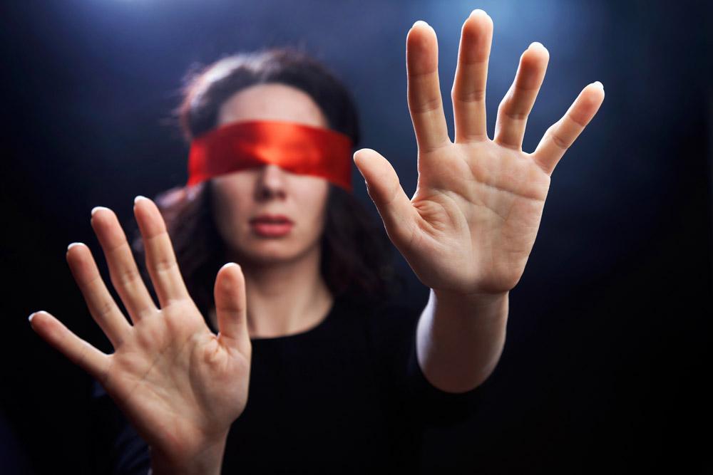 Безвозвратно потерять зрение