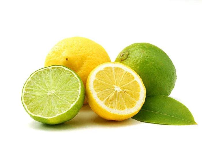 Лимон и оливковое масло