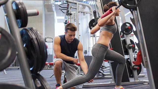 Из каждых 10 кг мы теряем 2,5 кг мышц. Тренировка по фитнесу