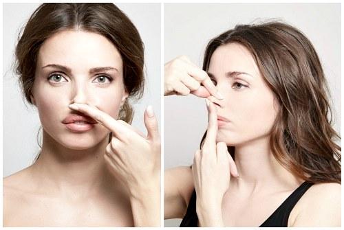 занятия для носа