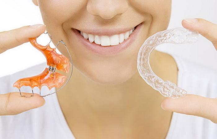 Описание пластин и капп на зубы