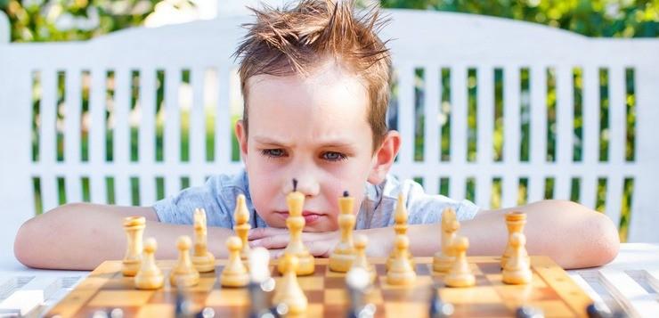 Спорт для ребенка-флегматика