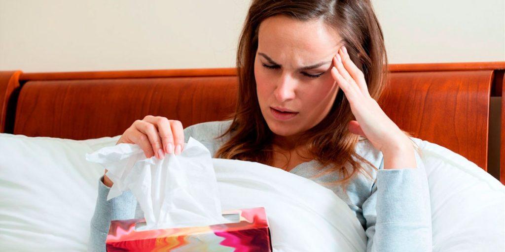 Проблема скопления жидкости в боковой части головы
