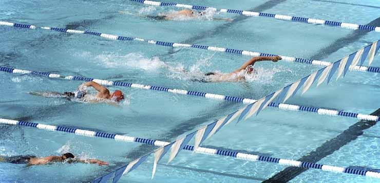 Как выполнять: испытание плавание