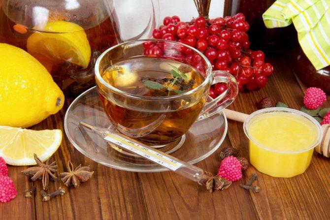 народные способы против простуды