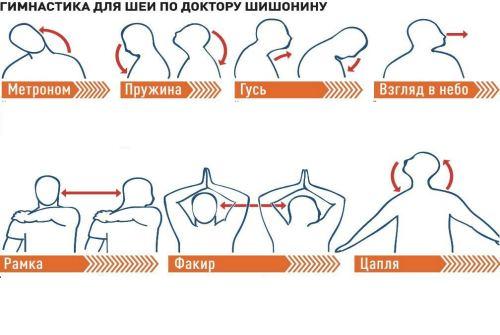 гимнастика Шишонина