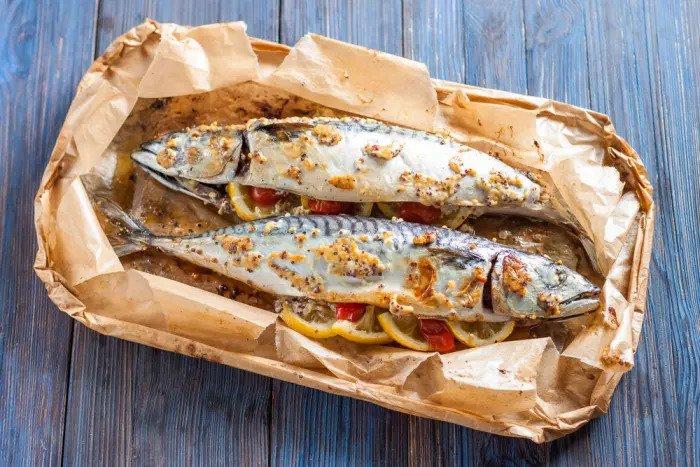 Скумбрия Рыба