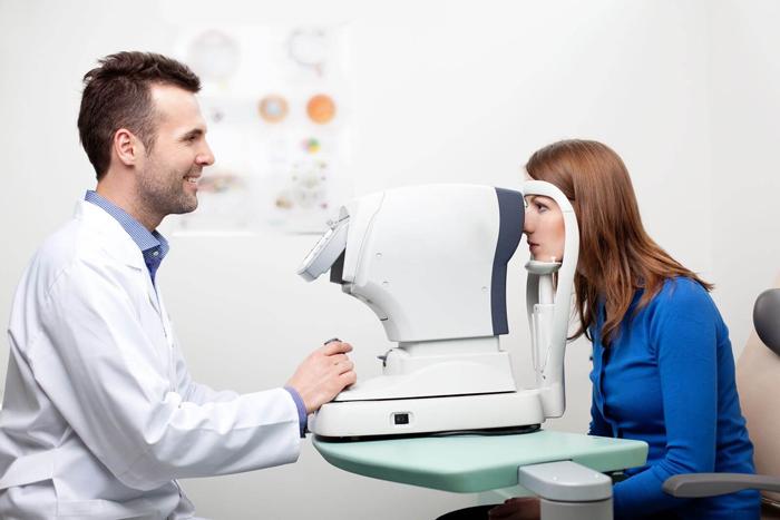 Компьютерное измерение глазного давления