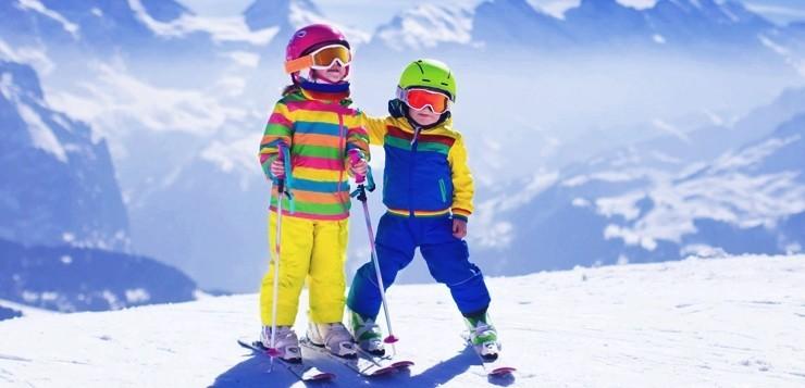 Лыжный спорт для детей: его виды и их характеристика