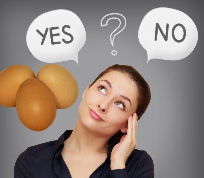 Яйца при грудном вскармливании: вареные, жареные, перепелиные