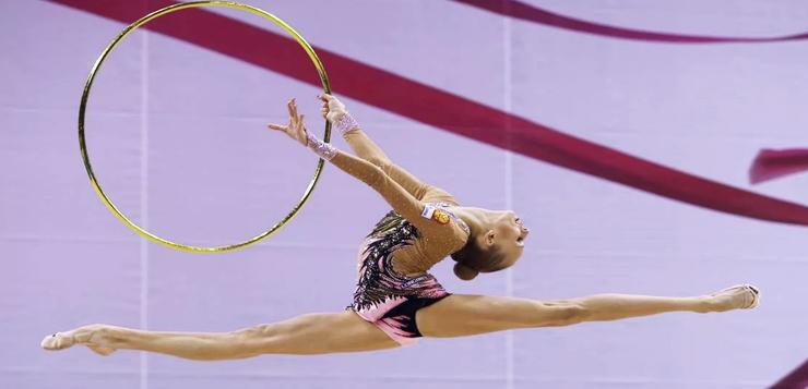 Художественная гимнастика женщины: присвоение спортивных разрядов и званий