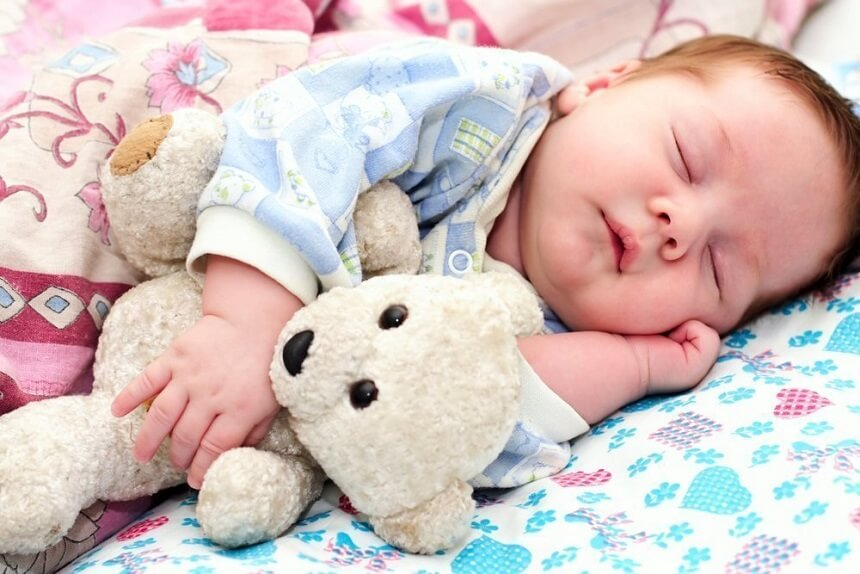 четырёх разовый дневной сон характерен для режима двухмесячного ребенка