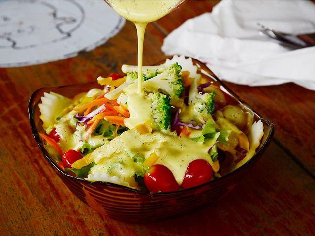 столовые ложки салата