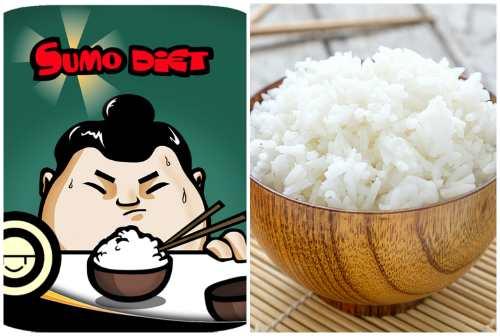 рис в рационе рикиси