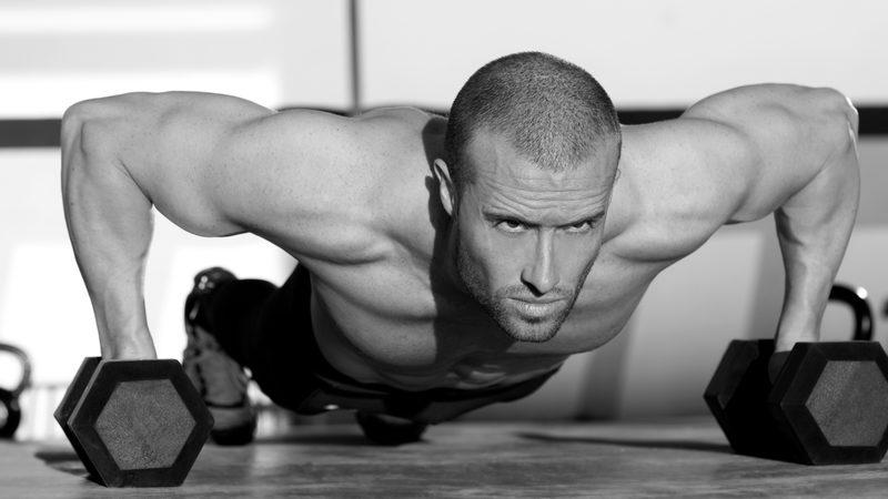 Отжимания от пола: схемы, техника, виды и рекомендации для роста мышц