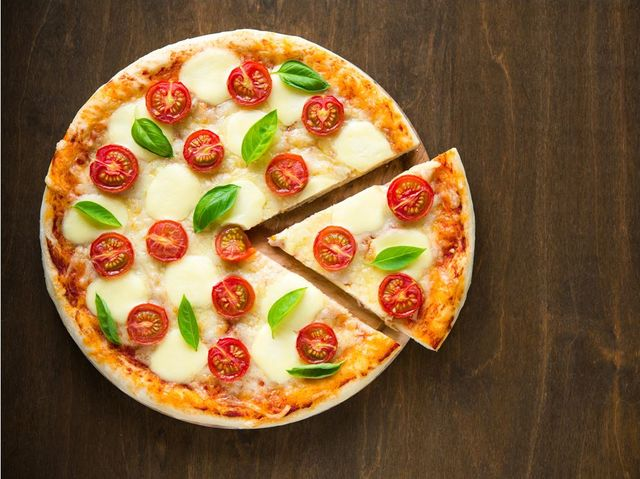Состоит из купленной пиццы
