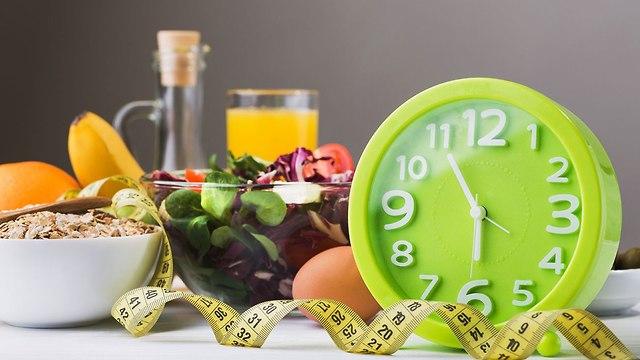 Ешьте каждые 3 часа