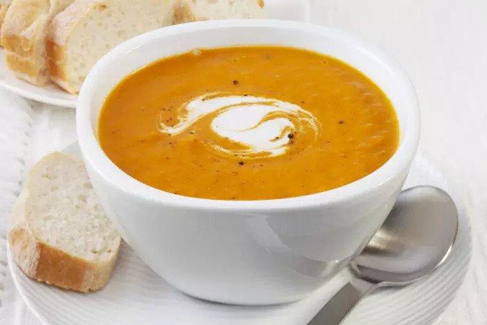 Это поможет вам контролировать голод. Суп