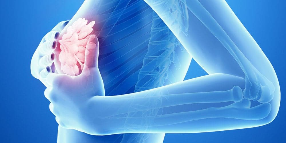 Отек груди может быть признаком болезни