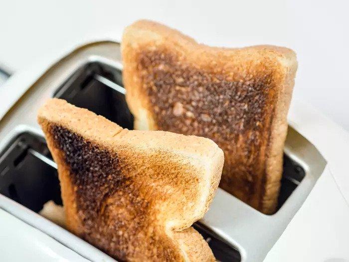 Поджаренный тост