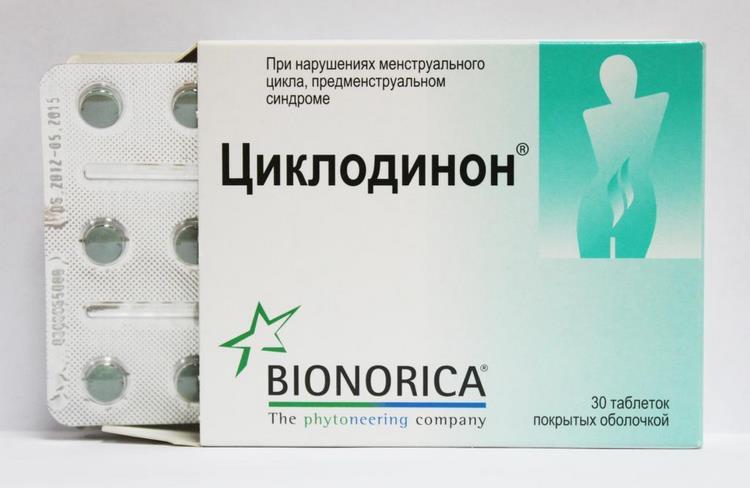 Препарат Мастодинон при менопаузе