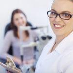 Прием у офтальмолога