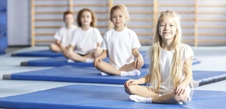 Выбор вида спорта для ребенка