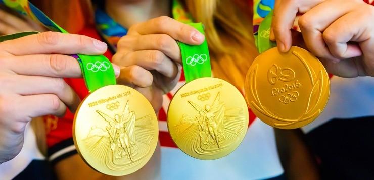 Самые молодые призеры Олимпийских игр