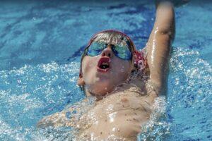 Виды линз в очках для плавания