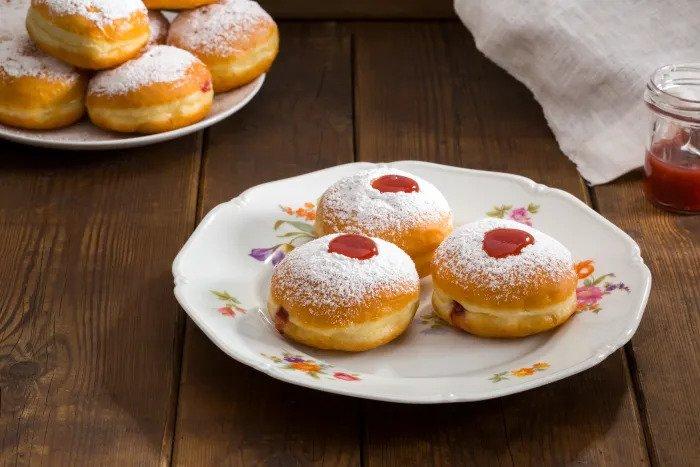 Классические пончики Микки