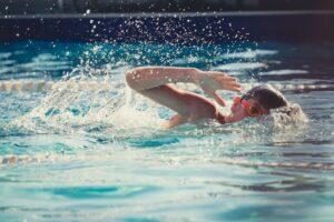 Плавание для ребенка-флегматика