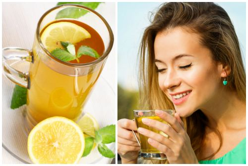 лимонный вкус