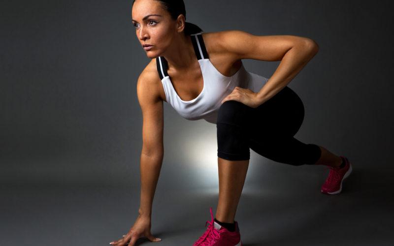 Тренировочный комплекс кроссфита для начинающих
