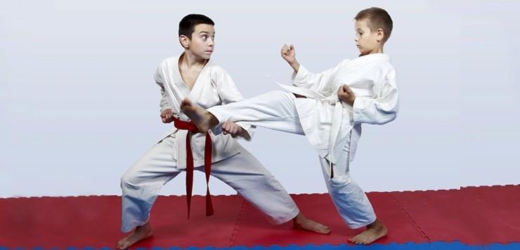 Спарринг в карате вызывает у ребенка страх. Что делать?