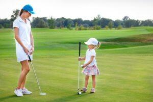 Со скольки лет отдавать ребенка в гольф?