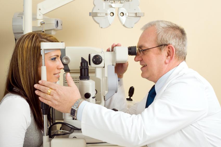 консультация офтальмолога