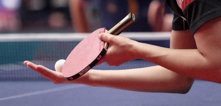 Настольный теннис: присвоение спортивных разрядов и званий