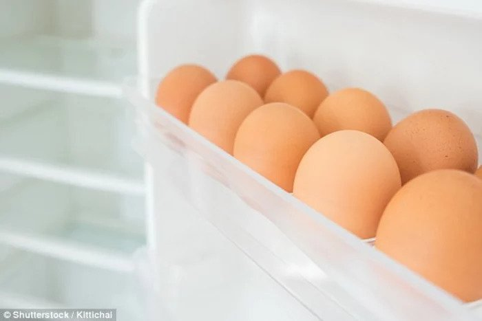 Вопрос, ответ на который пока не ясен. Яйца