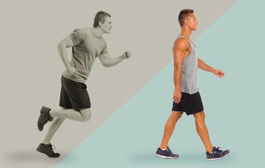 Бег или ходьба, что эффективнее?