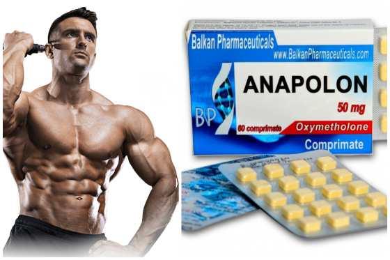 Anapolon (Oxymetholone)