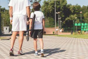 Родительская поддержка на соревнованиях