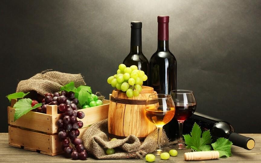 Не стоит пить вино домашнего изготовления из-за высокой аллергенности сырья