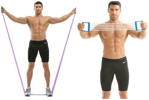 прокачка мускулов