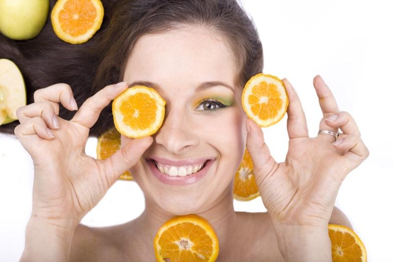 Рацион питания при покраснении глаз
