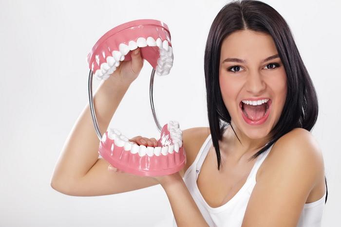 Исправление неправильного прикуса зубными пластинами
