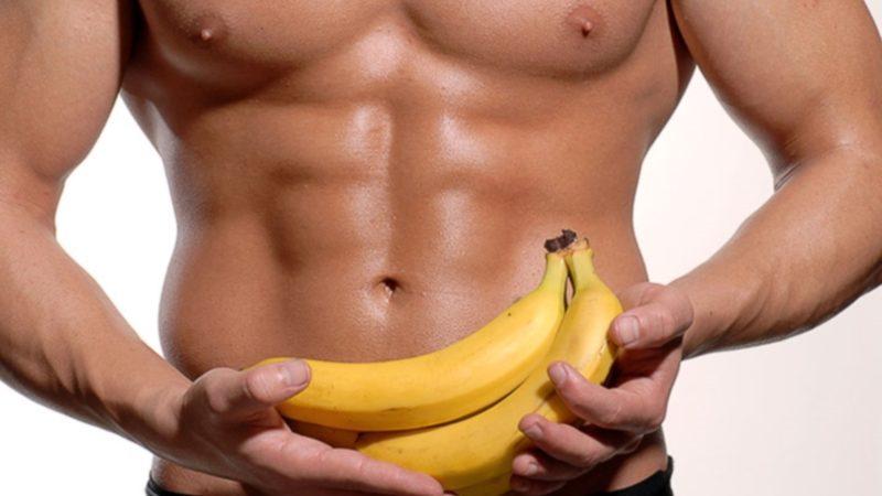 Стоит ли есть бананы до и после силовых тренировок?