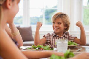 Питание ребенка-спортсмена