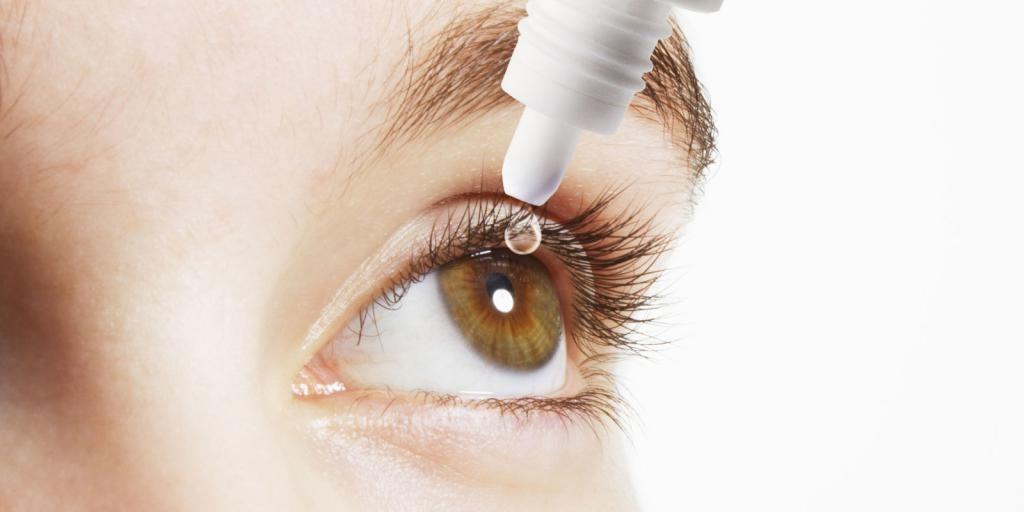 анестезия для глаз