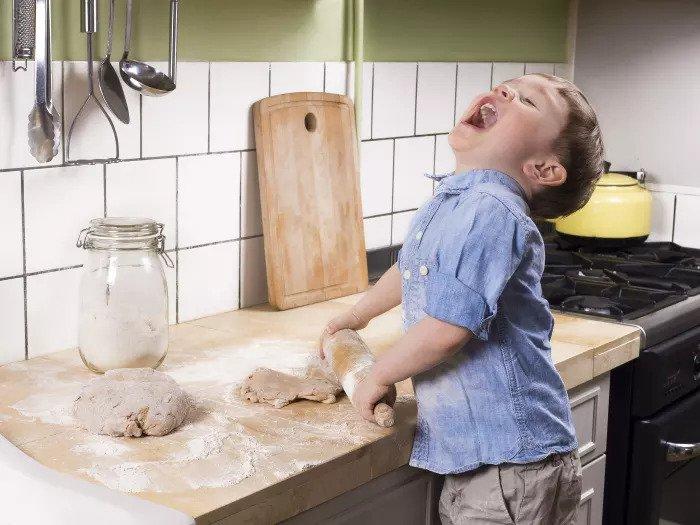 Детский пекарь