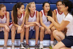 Работа спортивного психолога